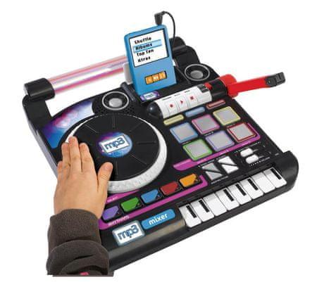 SIMBA Elektroniczny mikser, wejście MP3