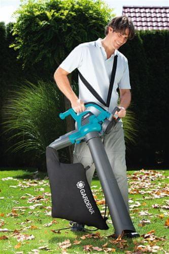 Gardena električni puhač i usisavač ErgoJet 3000 (9332-20)