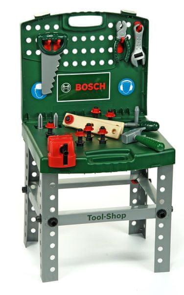 Klein Pracovní stůl Bosch v kufříku