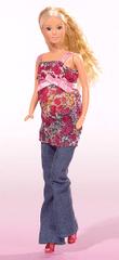 Simba Panenka Steffi s miminkem