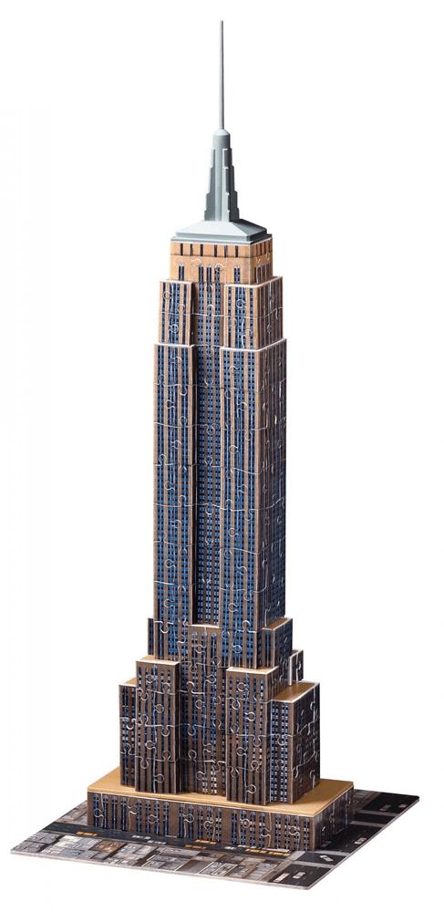 Ravensburger Empire State Building 3D 216 dílků
