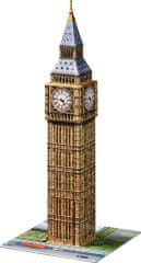 Ravensburger Sestavljanka, 3D, London, Big Ben