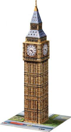 Ravensburger sestavljanka 3D, Big Ben