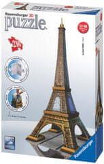 Ravensburger Eiffel-torony 3D Puzzle, 216 db-os