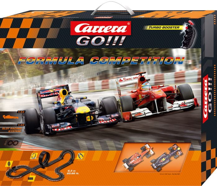 Carrera 62272 Formula Competition