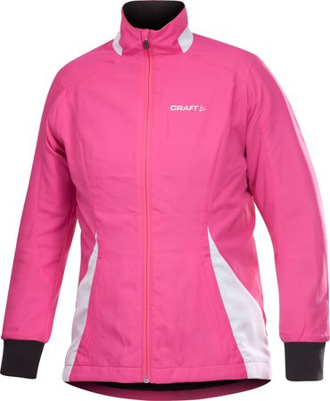 Craft Active XC Touring Jacket W, Rózsaszín, M