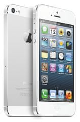 Apple iPhone 5, 64GB, US, bílý, refurbished