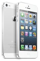 Apple iPhone 5, 64GB, US, bílý, refurbished