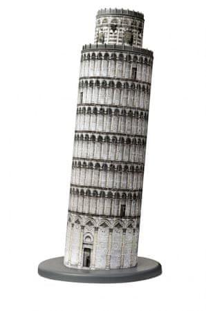 Ravensburger sestavljanka 3D, stolp v Pisi