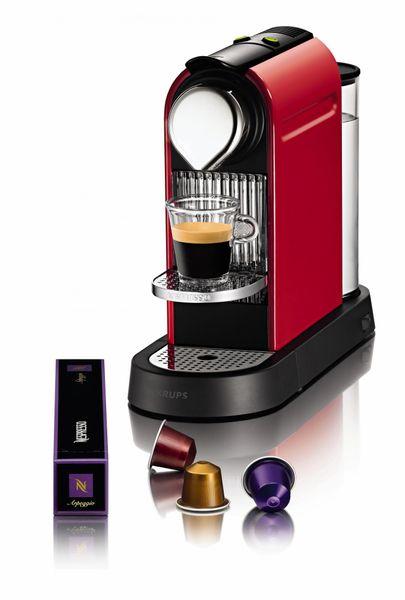 Nespresso Krups CitiZ XN7205 - II. jakost