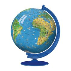 Ravensburger Mapa světa Puzzleball 180