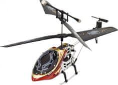 Buddy Toys Vnitřní tříkanálový 19 cm vrtulník - červený