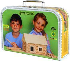 WALACHIA Vario Fa építőjáték táska, 72 db
