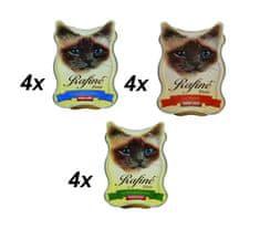 Animonda Raffin Petit Mix Pástétom, 12 x 85 g