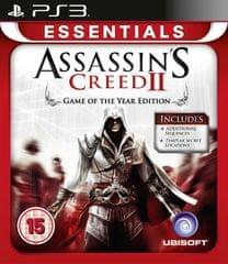 Ubisoft igra Assassins Creed II - GOTY Essentials (PS3)