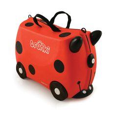 Trunki Harley Katicabogár Gyermek bőrönd