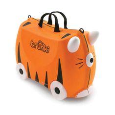 Trunki Tipu Gyermek bőrönd