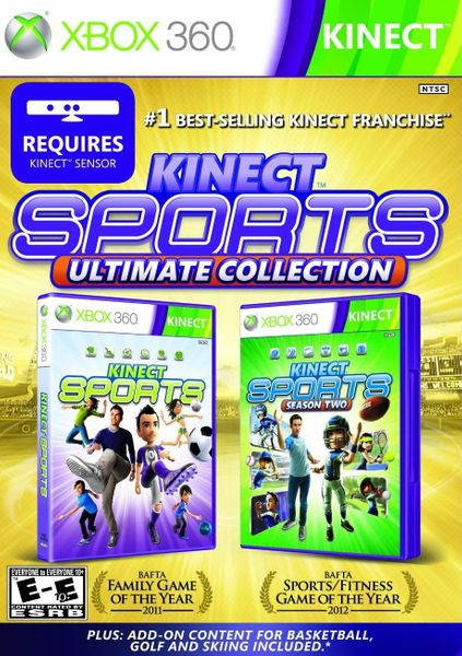 Microsoft Kinect Sports Ultimate / Xbox