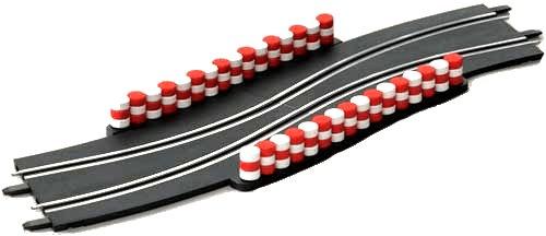 Carrera 61647 GO/D143 Šikana (2ks)