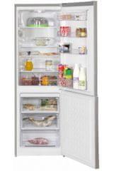 BEKO CS 234022 X Kombinált hűtőszekrény, 295 l