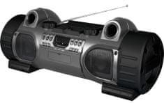 SENCOR SPT 330 Boombox (2x10 Watt RMS, USB/SD csatlakozás, CD/MP3 lejátszás)
