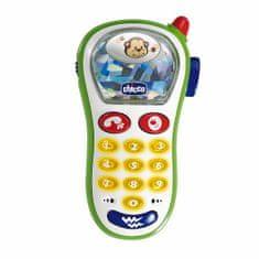 Chicco Telefon vibrující s foťákem