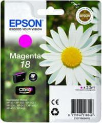 Epson kartuša magenta kartuša magenta (C13T18034010)