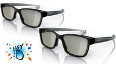 Philips PTA417 (2x 3D okuliare)