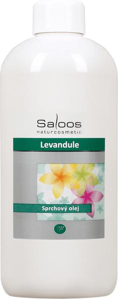 Saloos Sprchový olej Levandule 500 ml