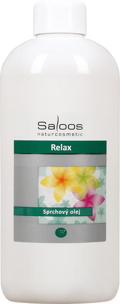 Saloos Sprchový olej Relax 500 ml