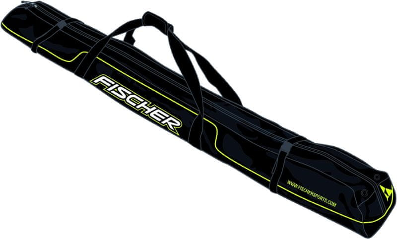 FISCHER Skicase XC 3 Pair Performance