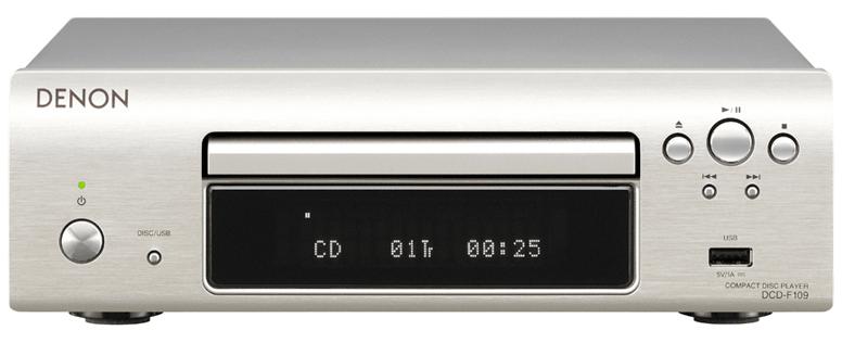 Denon DCD-F109 (Premium Silver)