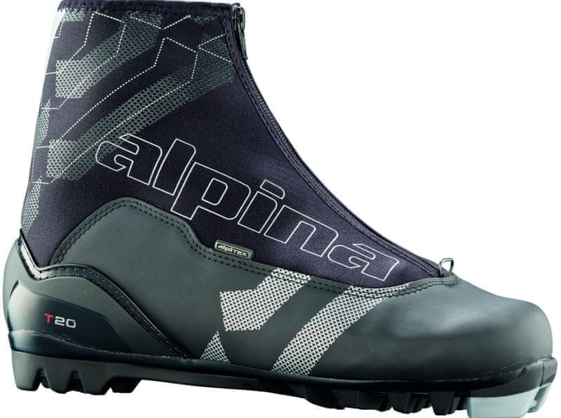 Alpina T 20 Black/Silver 40,0