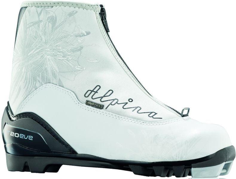 Alpina T 20 Eve White/Black 37,0