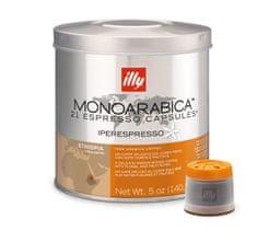 illy IperEspresso Monoarabica Etiopia kávékapszula, 21 db