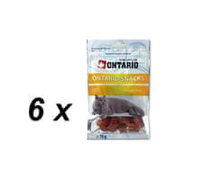 Ontario Snack Chicken Dice 6 x 70 g