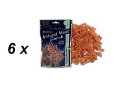 Ontario przysmak dla kota Snack Dry Chicken Jerky - 6 x 70 g