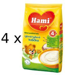Hami kaša nemliečna ryžová 180g - 4-pack