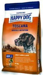 Happy Dog Supreme Toscana Kutyaeledel, 12,5 kg
