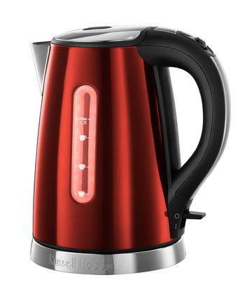 Russell Hobbs 18624-70/RH Jewels Ruby Red Kettle 2.4kw