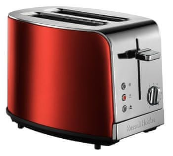 Russell Hobbs 18625-56/RH Jewels Ruby Red Toaster