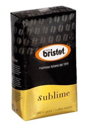 Bristot Sublime zrnková káva, 1 kg