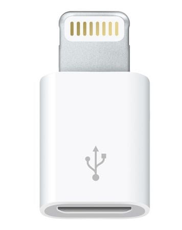Apple adapter Lightning - Micro USB