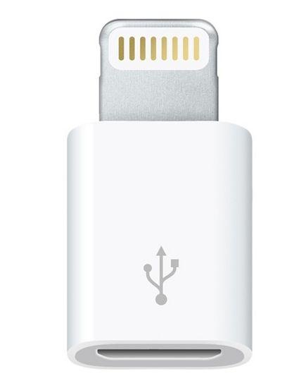 Apple adapter Lightning - MicroUSB (MD820ZM/A)