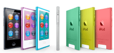 Apple iPod Nano / 16GB - 7. generace