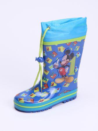 Mickey Mouse Gumáky 306265-999, modrá, 24