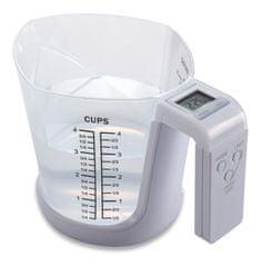 TORO Odmerka s digitálnou váhou, 3 kg