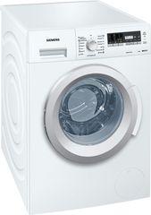 SIEMENS WM12Q461BY Elöltöltős mosógép, 8 kg, A+++