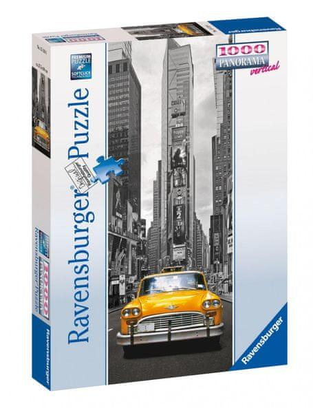 Ravensburger New York Taxi 1000 dílků