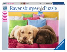 Ravensburger Szoros Barátság Puzzle, 1000 darabos